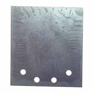 "Superior Steel SC10018B 5"" x 6"" Replacement Blade For SC10018"